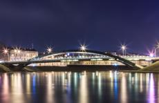 naktinis Vilnius baidare
